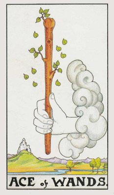 Ace of Wands